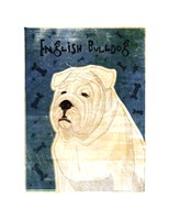 "11"" x 14"" Bulldog Pictures"
