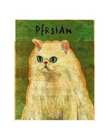 "Persian by John W. Golden - 11"" x 14"""