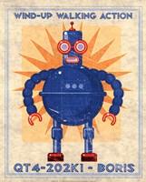 """16"""" x 20"""" Robots Cyborgs"""