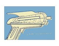 "Lunastrella Raygun No. 2 by John W. Golden - 14"" x 11"""