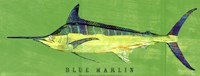 Blue Marlin Fine Art Print