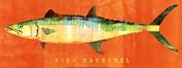 King Mackerel Fine Art Print