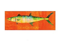 King Mackerel Fine Art Print
