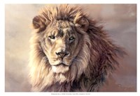 """His Majesty by Kalon Baughan - 19"""" x 13"""", FulcrumGallery.com brand"""