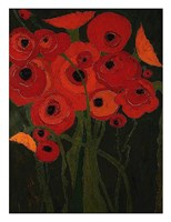 Wild Poppies Fine Art Print
