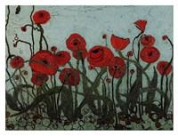 Poppyfield I Fine Art Print