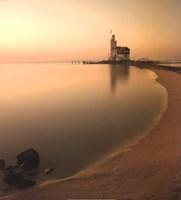 Netherlands Lighthouse Fine Art Print