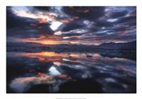 Icelandic Sunset Fine Art Print