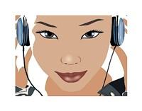 """Volume Babe by Mandy Reinmuth - 14"""" x 11"""""""