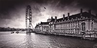 "24"" x 12"" London Pictures"