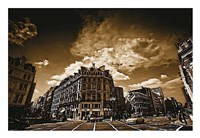 Smithfield, London Fine Art Print