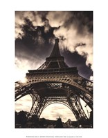 "The Eiffel Tower (vertical) by Mark Verlijdonk - 11"" x 14"""