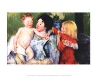 Artwork by Mary Cassatt