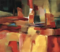 """Harmonious Space by Nancy Ortenstone - 24"""" x 21"""""""