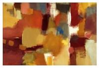 "Remembrances by Nancy Ortenstone - 19"" x 13"""