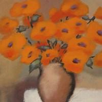 "Bella Flora by Onan Balin - 12"" x 12"""