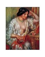 "Gabrielle by Pierre-Auguste Renoir - 11"" x 14"""