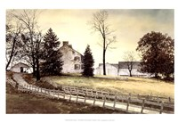 "Late October by Ray Hendershot - 19"" x 13"""