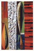 """Paso-doble by Rex Ray - 26"""" x 38"""""""