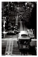 Streets of San Francisco Fine Art Print