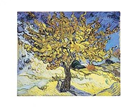 The Mulberry Tree, 1889 Fine Art Print