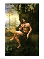 Bacchus, 1695 by Leonardo Da Vinci, 1695 - various sizes