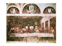 The Last Supper, by Leonardo Da Vinci - various sizes