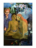Contes Barbares, 1902 by Paul Gauguin, 1902 - various sizes