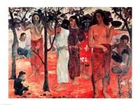 Nave Nave Mahana by Paul Gauguin - various sizes
