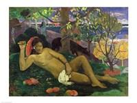 Te Arii Vahine by Paul Gauguin - various sizes