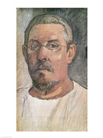 Self portrait, 1902 Fine Art Print