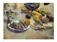 Still Life with Fruit, 1888 by Paul Gauguin, 1888 - various sizes