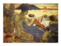 Artwork by Paul Gauguin