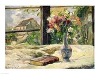 Vase of Flowers by Paul Gauguin - various sizes