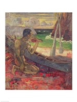 The Poor Fisherman, 1896 Fine Art Print