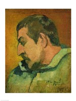 Self Portrait, 1896 Fine Art Print