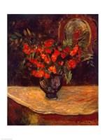 Bouquet, 1884 by Paul Gauguin, 1884 - various sizes