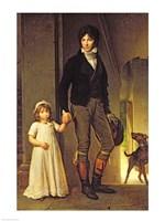 Jean-Baptiste Isabey Fine Art Print