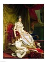 Empress Josephine Fine Art Print