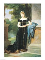 Portrait of Marie Laczinska by Francois Gerard - various sizes