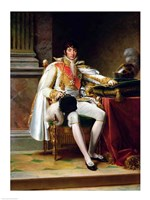 Louis Bonaparte Fine Art Print