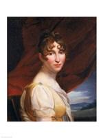 Hortense de Beauharnais Fine Art Print