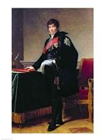 Count Michel Regnaud de Saint-Jean-d'Angely by Francois Gerard - various sizes
