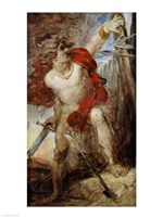 Study for Gaulish Courage by Francois Gerard - various sizes