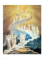 Jacob's Ladder Fine Art Print