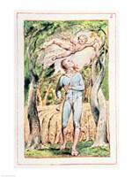 Songs of Innocence; the Piper Fine Art Print