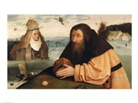 The Temptation of St. Anthony by Hieronymus Bosch - various sizes