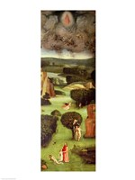 The Last Judgement (Altarpiece): Interior of Left Wing by Hieronymus Bosch - various sizes, FulcrumGallery.com brand