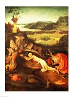 St. Jerome Praying by Hieronymus Bosch - various sizes - $16.49