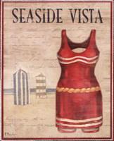 Seaside Vista - mini Fine Art Print